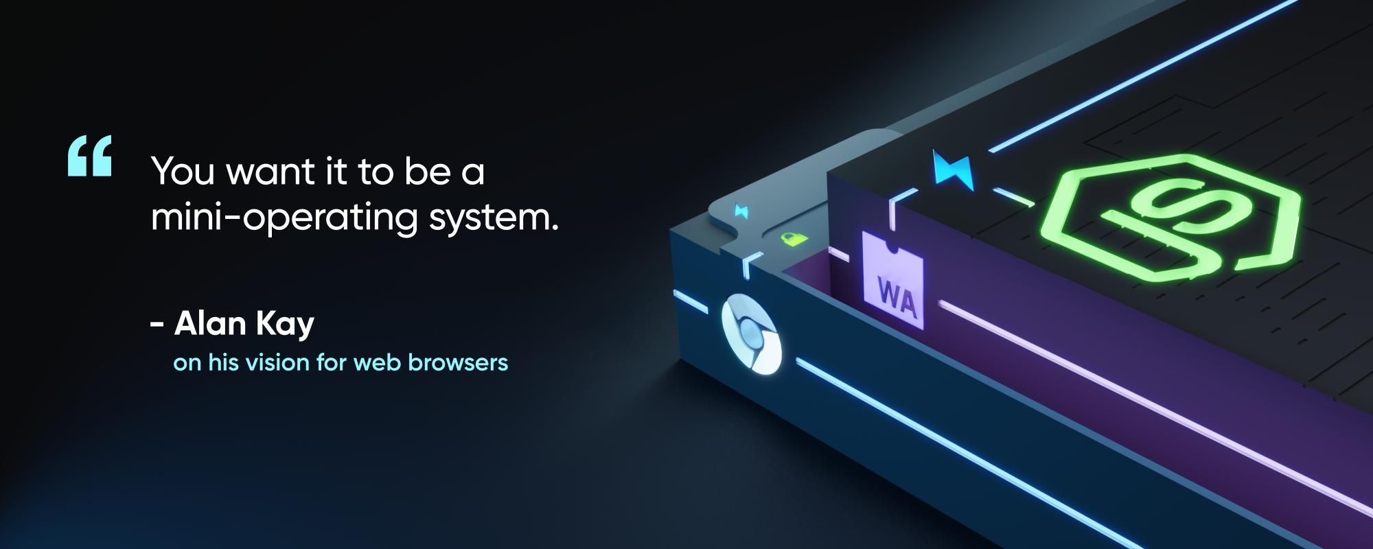 Introducing WebContainers: Run Node.js natively in your browser